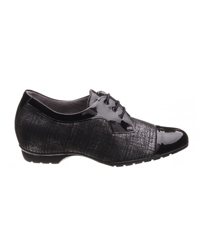 Loafers μαύρα Pitillos 3101