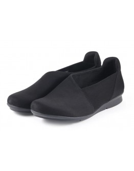 Coimbra Stretch Shoes (Black)